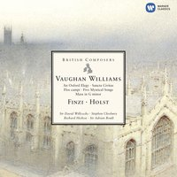 British Composers: Vaughan Williams — Ralph Vaughan Williams, Густав Холст