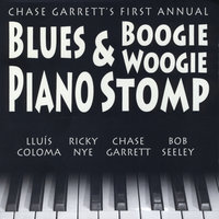 Chase Garrett's 1st Annual Blues & Boogie Woogie Piano Stomp — Chase Garrett, Lluis Coloma, Ricky Nye & Bob Seeley