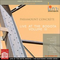 Live At The Bogota III — Paramount Concrète