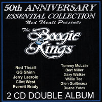 Essential Collection — The Boogie Kings
