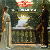 "Vaughan Williams: Overture ""The Wasps"" & The Lark Ascending - Delius: Florida Suite & Summer Evening — Ральф Воан-Уильямс, Frederick Delius, William Boughton, English Symphony Orchestra"