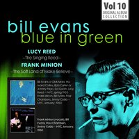 Blue in Green - the Best of the Early Years 1955-1960, Vol.10 — Bill Evans, Lucy Reed, Bill Evans, Lucy Reed
