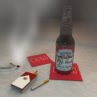 Beer & Smoke — Mij Mack