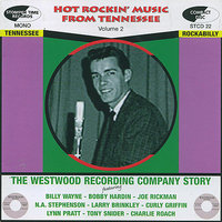 Hot Rockin' Music from Tennessee, Volume 2 — сборник
