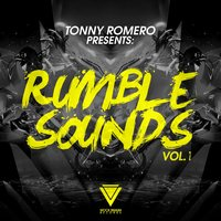 Rumble Sounds, Vol.1 — Tony Romero