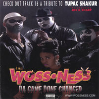 Da Game Done Changed — Woss Ness