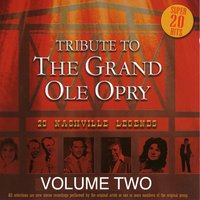 Tribute to the Grand Ole Opry - Vol. 2 — Eddy Raven