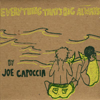 Everything Thats Big Always Happens a Little at a Time — Joe Capoccia