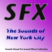 Royalty Free Sound Effects of New York City — Sounds Visual