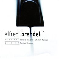 Alfred Brendel Plays Schubert and Liszt — Alfred Brendel, Франц Шуберт, Ференц Лист