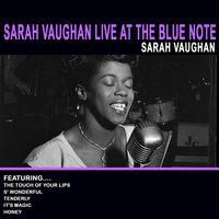 Sarah Vaughan Live At The Blue Note — Sarah Vaughan