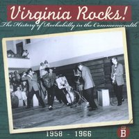 Virginia Rocks! The History of Rockabilly In The Commonwealth: CD B — сборник