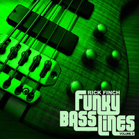 Funky Bass Lines, Vol. 3 — Rick Finch