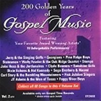 200 Golden Years of Gospel Music - Vol 2 — сборник