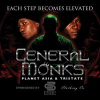 Each Step Becomes Elevated — Planet Asia, General Monks