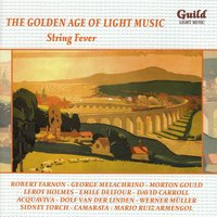 The Golden Age of Light Music: String Fever — сборник
