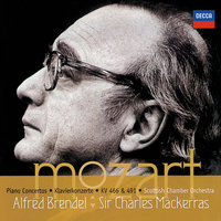 Mozart: Piano Concertos Nos.20 & 24 — Sir Charles Mackerras, Alfred Brendel, Scottish Chamber Orchestra