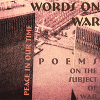 Poems On The Subject Of War — Words On War