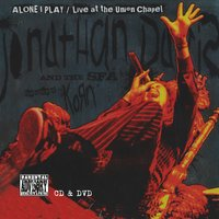 Alone I Play - Live At The Union Chapel — Jonathan Davis, Jonathan Davis & The SFA, Jonathan Davis, The SFA, The SFA