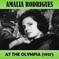 At The Olympia Theatre — Amália Rodrigues