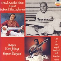 Live at the Royal Festival Hall, London 1994 — Ustad Aashish Khan, Pandit Indranil Bhattacharya