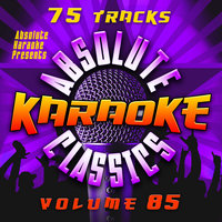 Absolute Karaoke Presents - Absolute Karaoke Classics Vol. 86 — Absolute Karaoke
