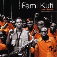 Africa Shrine — Femi Kuti