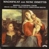 Magnificat & Nunc Dimittis Vol. 5 — Bristol Cathedral Choir|Brayne