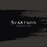 Of Darkness and Re-Creation (Re-Issue) — Svartsinn