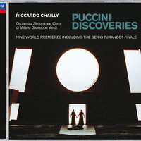 Puccini Discoveries — Orchestra Sinfonica Di Milano Giuseppe Verdi, Riccardo Chailly