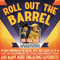 Roll Out the Barrel - Que Sera Sera — Terry Bradford, Terry Bradford and Sussie Arvesen, Sussie Arvesen