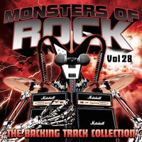 Monsters of Rock - The Backing Track Collection, Volume 28 — Monsters of Rock