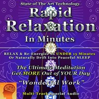 Rapid Relaxation in Minutes — Nigel Bashér