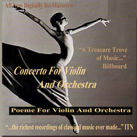 Concerto for Violin and Orchestra - Poeme for Violin and Orchestra — сборник