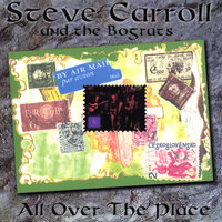 All Over The Place — Steve Carroll and the Bograts