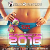 Papeete 2016 (Compilation EDM of the Rhythm) — DJ Gargiulo, Thomas Ska