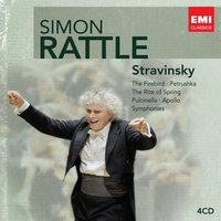 Simon Rattle Edition: Stravinsky — Игорь Фёдорович Стравинский, London Symphony Orchestra (LSO), Sir Simon Rattle, Sir Eugene Goossens