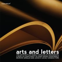 Arts and Letters — Joseph Turrin, Joel Puckett, Mark Engebretson, Charles Rochester Young, University of North Carolina - Greensboro Wind Ensemble, Kevin M. Geraldi