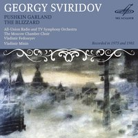 The Blizzard & Pushkin's Garland — George Sviridov