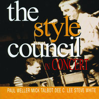 In Concert — The Style Council