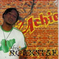 Live From Within — Uchie-African Rockstar