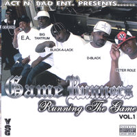 Running The Game Vol.1 — Game runners