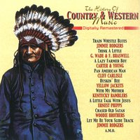 The History of Country & Western, Vol. 3 — сборник