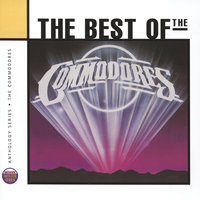 Anthology:  The Commodores — Commodores