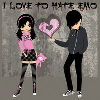 I Love To Hate Emo — The Emo Rock Stars