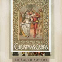 Christmas Cards — Les Paul & Mary Ford