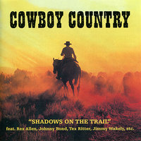 Cowboy Country: Shadows on the Trail — сборник