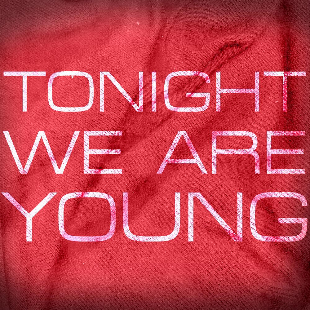 we are young lyrics - 1000×1000