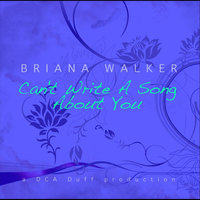 Can't Write A Song About You — Briana Walker