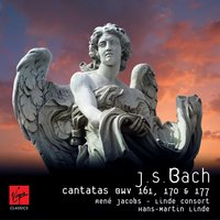 Bach Cantatas — Rene Jacobs, Иоганн Себастьян Бах, Kathleen Ferrier, The Jacques Orchestra, William Herbert, Dr. Reginald Jacques, William Parsons